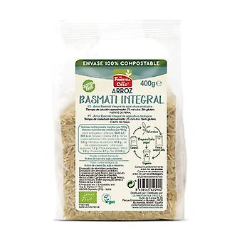 Basmati Brown Rice 400 g
