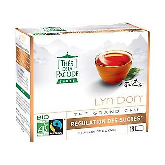 Lyn Don Guava Wulong Tea - Excess Sugar 18 infusion bags