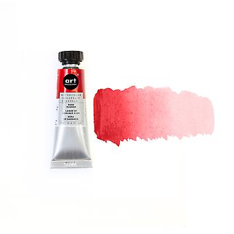 Art Philosophy Watercolor Tube Rose Madder
