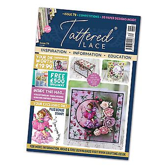 Tattered Lace Magazine Utgave 79
