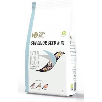 Henry Bell Superior Seed Mix - 2kg