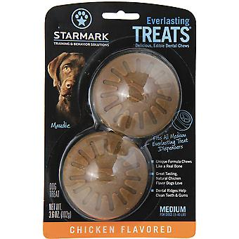 Starmark Everlasting Treats Poulet - Moyen