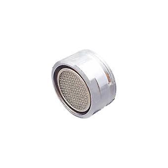 Koperen kraan Outer Tooth Filter Mond 24MM Zilver