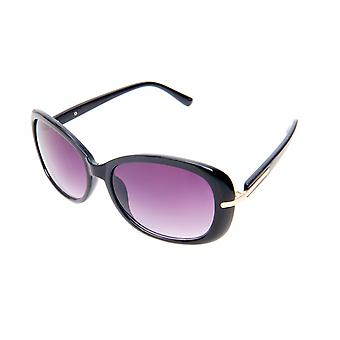 Aurinkolasit Naisten panto musta/violetti (20-036)