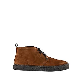 Fred Perry Men's Hawley Suede Chukka Boots