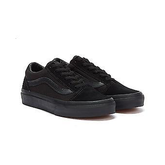Vans Old Skool Youth Black / Black Trainers