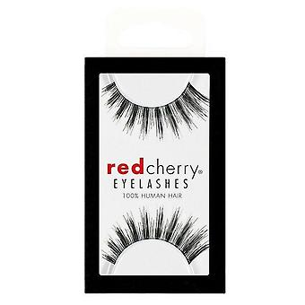 Red Cherry False Wimpers - #106 Coco - Perfect Curl Handgemaakte Wimpers