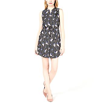 Maison Jules | Printed Fit & Flare Dress