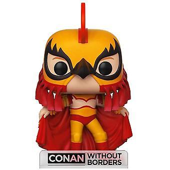 Funko TVConan Without Borders Luchador Conan POP! Vinyl Figure