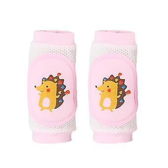 Nieuwe Baby Mesh Knie Been Warmers - Kids Safety Crawling Elbow Cushion Pad