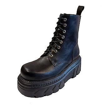 Onlineshoe Chunky Sole Hiker Stomp Boot
