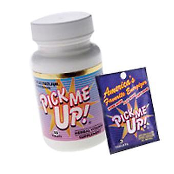California Natural Pick Me Up Vitamin, 60 Tabs