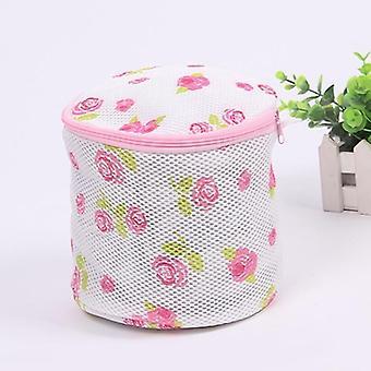 Vaskemaskine vasketøjspose - Kvinder Bh, Mesh Net Wash Bag