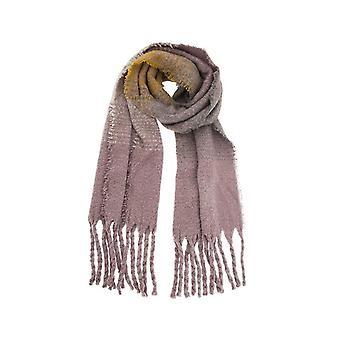 Gestreifte Decke Schal