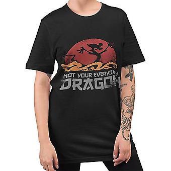 Mænd & apos;s Disney Mulan ikke din everyday Crew Neck T-shirt
