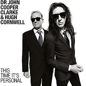 Clarke, John Cooper & Hugh Cornwell - This Time It's Personal [Vinyl] USA import