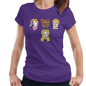 She-Ra Princess Of Power Women's T-Shirt