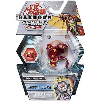 Deluxe Bakugan Ultra 1 Pack 3 Inch Figure Dragonoid Ultra