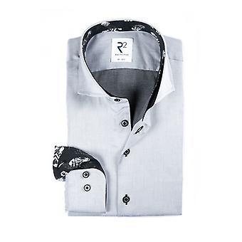 R2 Long Sleeved Shirt Light Grey