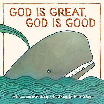 God is groot, God is goed [Board boek]