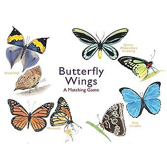 Vlinder vleugels