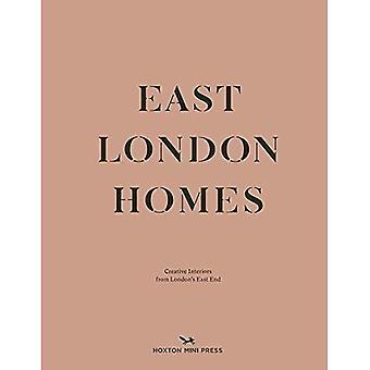 East London Homes: Luovat sisätilat Lontoosta's East Endistä