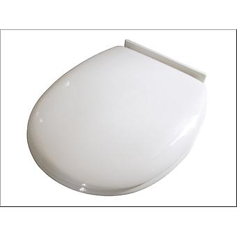 Croydex Slow-close Toilet Seat White WL400022H