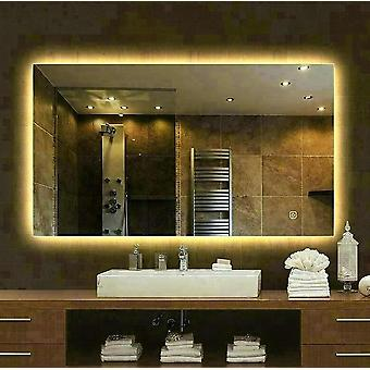 High Quality Refection Bathroom Mirror - Two Color Led