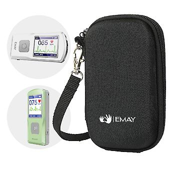 Emay hard case/carrying case for emay portable ecg monitor