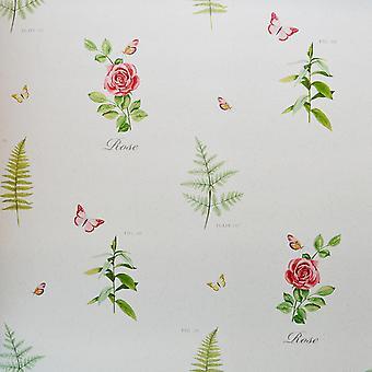 Galerie Botanical Rose Pink