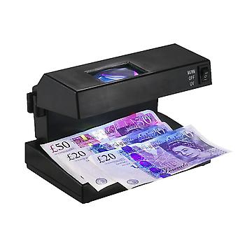 Portable Desktop Counterfeit Bill, Money Detector Cash Currency