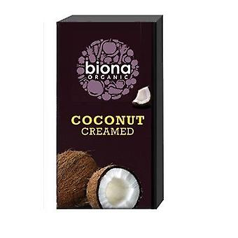 Biona Organicanic Noix de coco crémeuse 200g x12