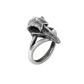 Alkemi Rabeschadel Klein Ring