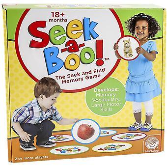 Mindware - seek-a-boo game