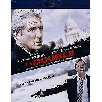 De dubbele [Blu-ray] [BLU-RAY] USA import