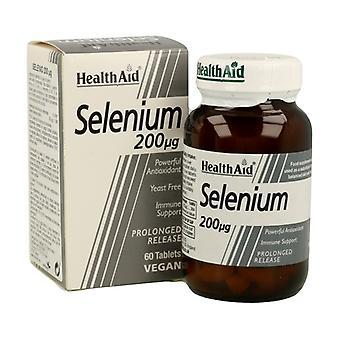 السيلينيوم 200 ميكروغرام 60 أقراص