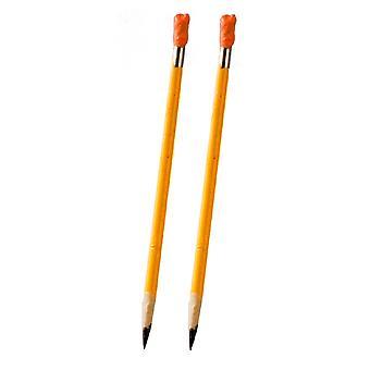 Puppen Haus Bleistifte Miniatur Studie Büro Schule Schreibtisch Zubehör 01:12 Maßstab