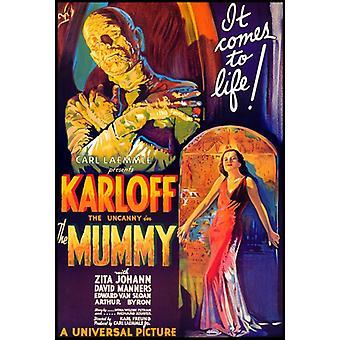 The Mummy Movie Poster Print (27 x 40)