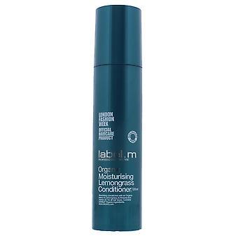 label.m Organic Moisturising Lemongrass Conditioner 200ml All Hair Types