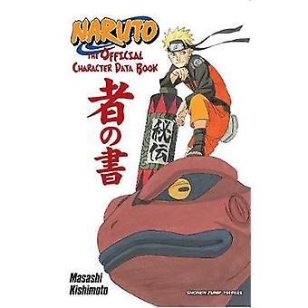 NARUTO OFFICIAL CHAR DATA BOOK Naruto The Official Character Data Book