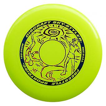 Frisbee Sky Styler Junior 160 Gram 27 Cm Yellow