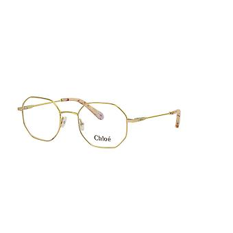 Chloe CE2149 717 Yellow Gold Glasses