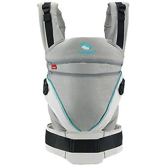 Manduca Gray and Turquoise Baby Carrier Size XT