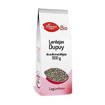 Organic Dupuy Lentils 500 g