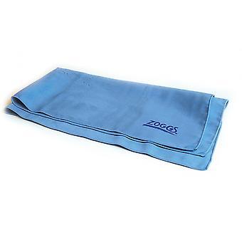 Zoggs Swim Elite Towel (80cm x 40cm) - Blue