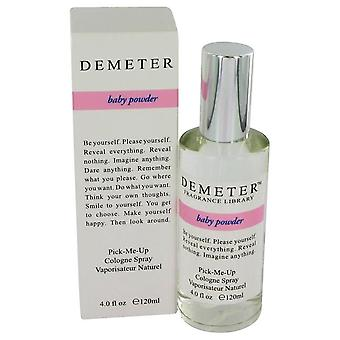 Demeter Baby poeder Cologne Spray door Demeter 4 oz Cologne Spray