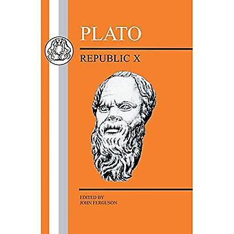 Plato:Republic Book X