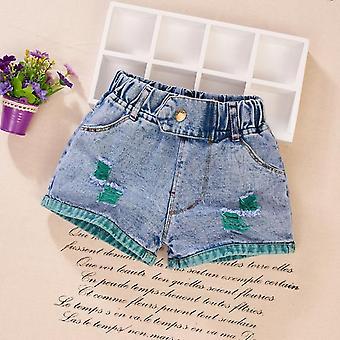 Lányok farmer rövidnadrág, Teenage Summer Pocket Pants