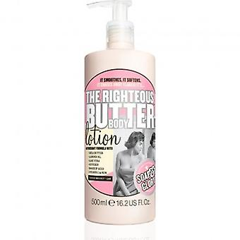Soap & Glory Die Righteous Butter Body Lotion 500 ml