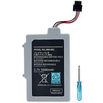 Rechargeable Battery Pack Replacement For Nintendo Wii U Gamepad